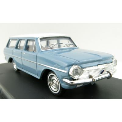 DDA Collectibles - 1963 Holden EH Station Wagon - Amberley Blue - Scale 1:43