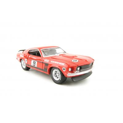 DDA GreenLight 16400-A 1969 Ford Trans Am Mustang No 9 Allan Moffat Racing Collection - Scale 1:64