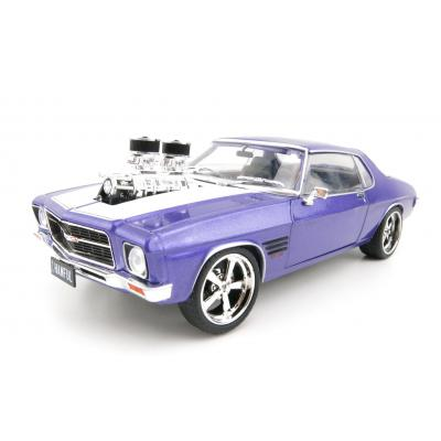 DDA GreenLight DDA201 1973 Custom Holden HQ Monaro Hanful Scale 1:24