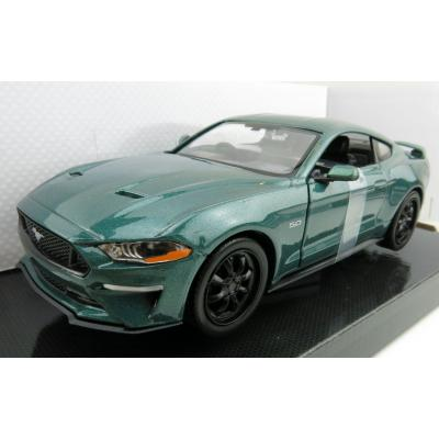 DDA GreenLight Green 2018 Ford Mustang GT Right Hand Drive Scale 1:24