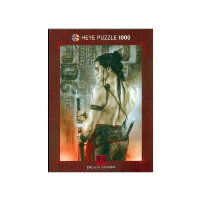 Heye - Back - Luis Royo Dead Moon 1000 Pieces