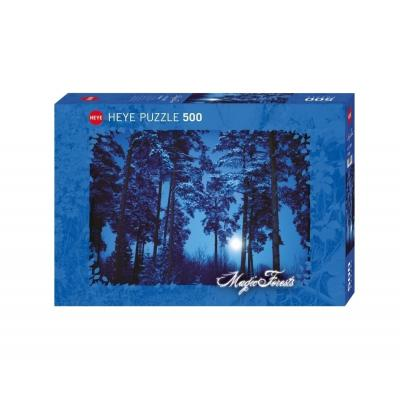 Heye - Magic Forests - Full Moon Puzzle 500 pieces