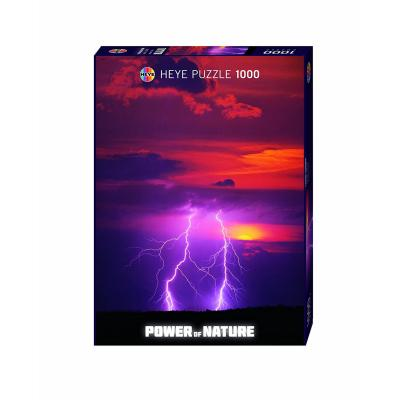 Heye - Power of Nature Puzzle 1000 pieces - Double Flash