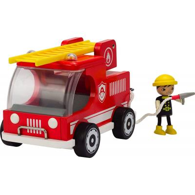 Hape - 3008 Fire truck