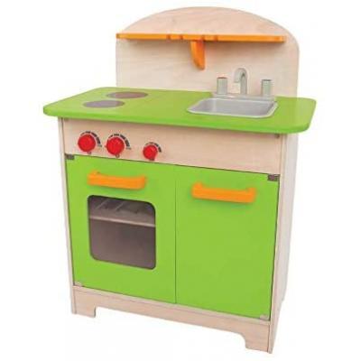 Hape 3101 - Gourmet Kitchen Green