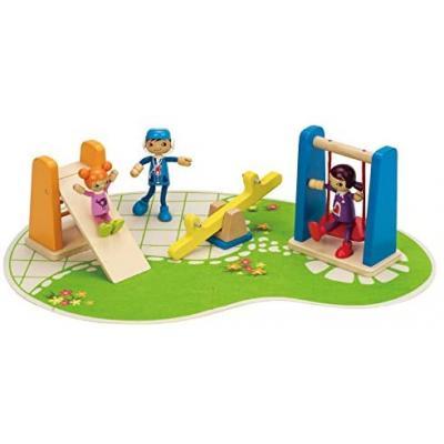 Hape - 3461 Playground