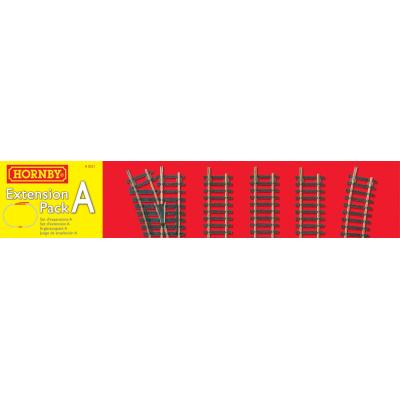 HORNBY R8221 Track Extension Pack A - OO GAUGE