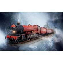 Hornby R1234 Hogwarts Express Train Set OO Gauge DCC Ready