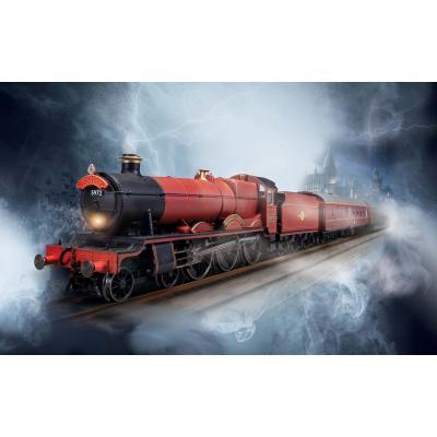 Hornby R1234 Hogwarts Express Train Set OO Gauge DCC Ready