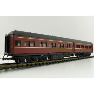 Lima HL4010 NSW MFE 2nd Class Passenger Coach Period III - 1:87 Scale