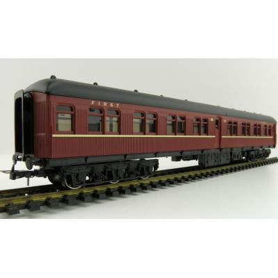 Lima HL4011 NSW MBE 1st Class Passenger Coach Period III - 1:87 Scale