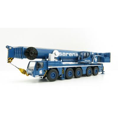 IMC Models 20-1024 - Sarens Liebherr LTM 1250-5.1 Mobile Crane - Scale 1:87