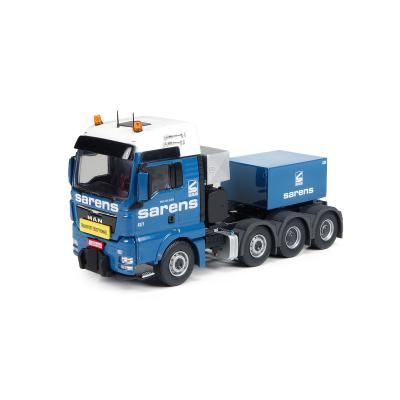 IMC Models 20-1038 - Sarens MAN TGX XXL 8x4 Heavy Haulage Truck with Ballast Box - Scale 1:50