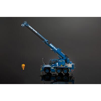 IMC Models 20-1047 Demag AC 45 City Mobile Crane Large Wheel Sarens - Scale 1:50