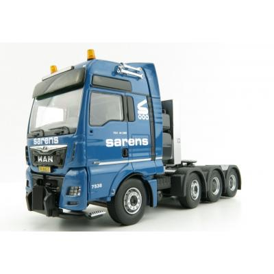 IMC Models 20-1055 - Sarens MAN TGX 8x4 Heavy Haulage Truck - Scale 1:50