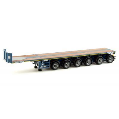 IMC Models 20-1057 - Sarens Nooteboom 6 axle Ballast trailer - Scale 1:50