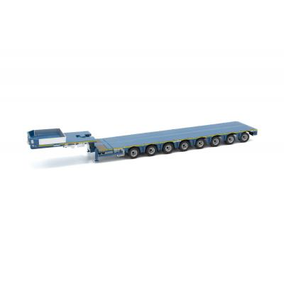 IMC Models 20-1058 - Sarens Nooteboom 8 axle Semi Low Loader - Scale 1:50