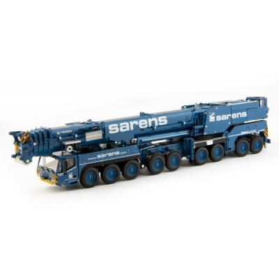 IMC Models 20-3075 Demag AC 700-9 All Terrain Mobile Sarens Edition - Scale 1:50