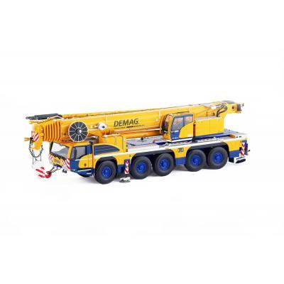 IMC Models 31-0207 Tadano Demag AC 250-5 All Terrain Mobile Crane New Look - Scale 1:50