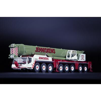 IMC Models 32-0084  - Jenniskens Liebherr LTM 1450-8.1 Mobile Crane - Scale 1:87