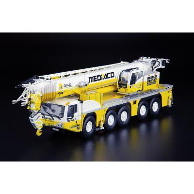 IMC Models 33-0118 Demag AC 220-5 All Terrain Mobile Crane - Mediaco - Scale 1:50