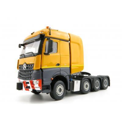 IMC Models 33-0122 Mercedes-Benz Arocs SLT BigSpace 8x4 Prime Mover Yellow 1:50