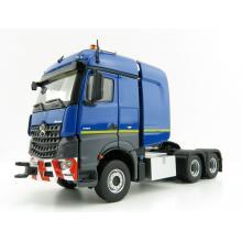 IMC Models 33-0125 Mercedes-Benz Arocs BigSpace 6x4 Blue Series 1:50