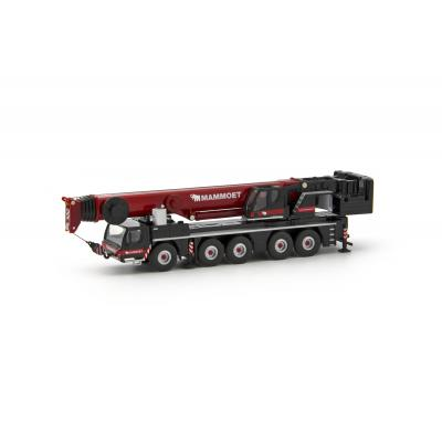 IMC Models 410101 - Mammoet Liebherr LTM 1250-5.1 Mobile Crane - Scale 1:87