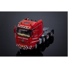 IMC Models 5722393 Nooteboom Redline Mercedes-Benz Arocs SLT BigSpace 8x4 1:50