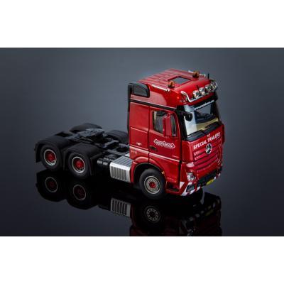 IMC Models 5722397 Nooteboom Redline MB Actros BigSpace 6x4 1:50
