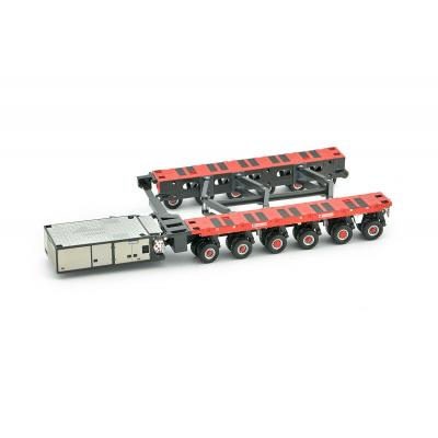IMC Models 64219047 Scheuerle SPMT combination with Split Type and Widening System - Scale 1:50