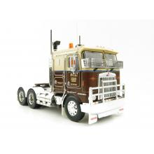 Iconic Replicas - Kenworth K100G 6x4 Prime Mover FCL Interstate Transport Alloy wheels - Scale 1:50