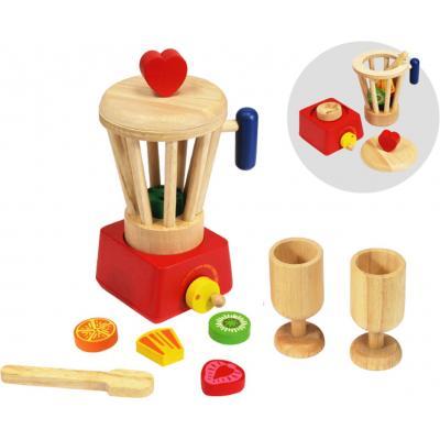 Im Toy 98070 - Wooden Food Blender Set