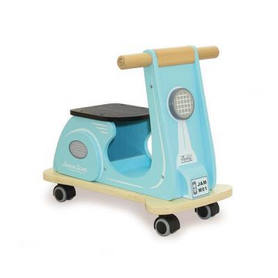 Indigo Jamm - Scoot Aqua