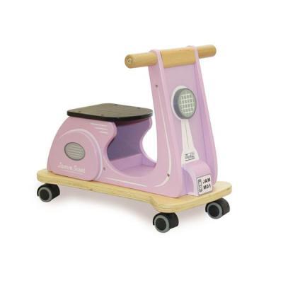 Indigo Jamm - Scoot Pink
