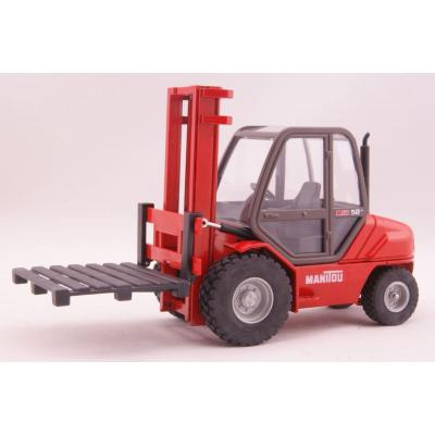 JOAL 200 Manitou MSI 50 Rough Terrain Forklift Truck Scale 1:25