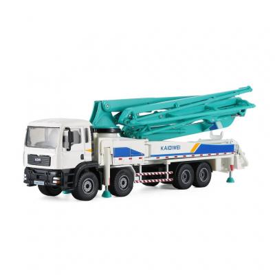 KDW - Concrete Pump Truck Scale 1:55