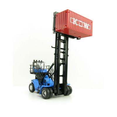 KDW - Container Stacker Machine Container Handler Scale 1:64