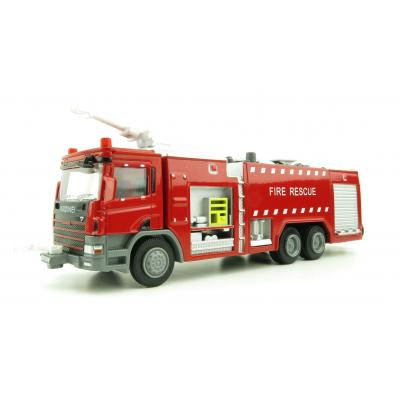 KDW - Fire Engine Water 3 axle 1:64