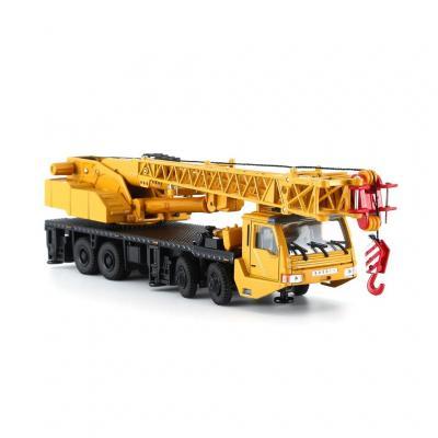 KDW - Yellow Mega Lifter Construction Crane Scale 1:55