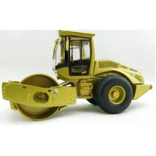 Kaster Scale Models K213 GOLD Bomag BW 213 D-5 SINGLE DRUM ROLLER Limited Gold Edition Scale 1:50