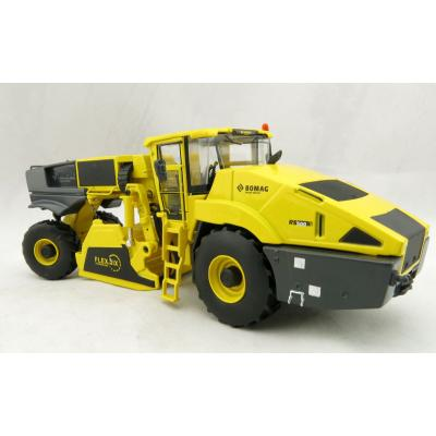 Kaster Scale Models WM 9964 Bomag RS 500 Soil Stabilizers & Road Recycler Scale 1:50