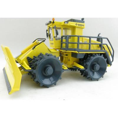 Kaster Scale Models WM9736 Bomag BC 1172 RB REFUSE COMPACTOR Wheel Loader Scale 1:50