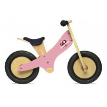 Kinderfeets - Wooden Balance Bike - Pink