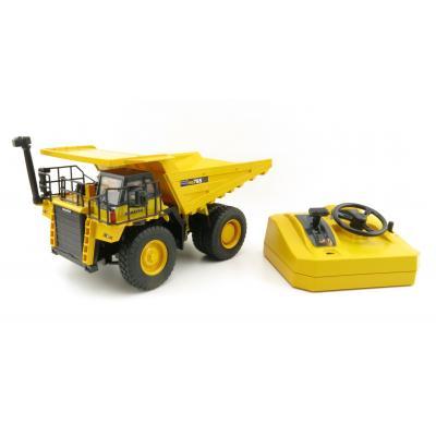 Kyosho KOMATSU HD 785-7 Mining Dump Truck Excavator IRC Remote Controlled HG Scale 1:50