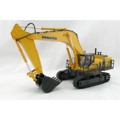 Kyosho KOMATSU PC1250-8 Hydraulic Mining Excavator IRC Remote Controlled HG Scale 1:50