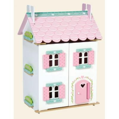 Le Toy Van H126 - Sweetheart Cottage Wooden Doll House