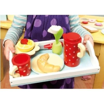 Le Toy Van TV288 - Wooden Breakfast Tray