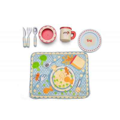 Le Toy Van Honeybake Dinner Set Wooden