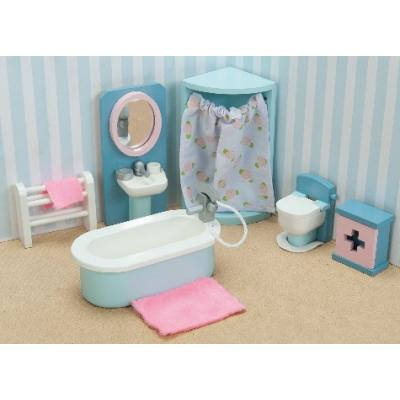 Le Toy Van ME060 - Daisylane Wooden Bathroom Furniture